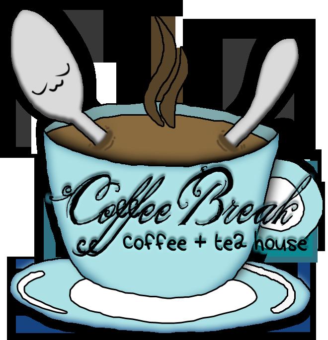 graphic library download Logo by arprilla on. Break clipart coffee break