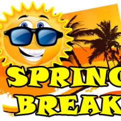 clipart Break clipart high school. Spring cilpart vibrant ideas