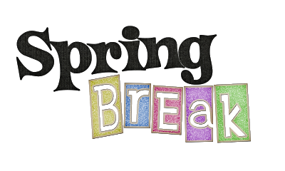 png free download Break clipart high school. Spring cilpart exclusive idea
