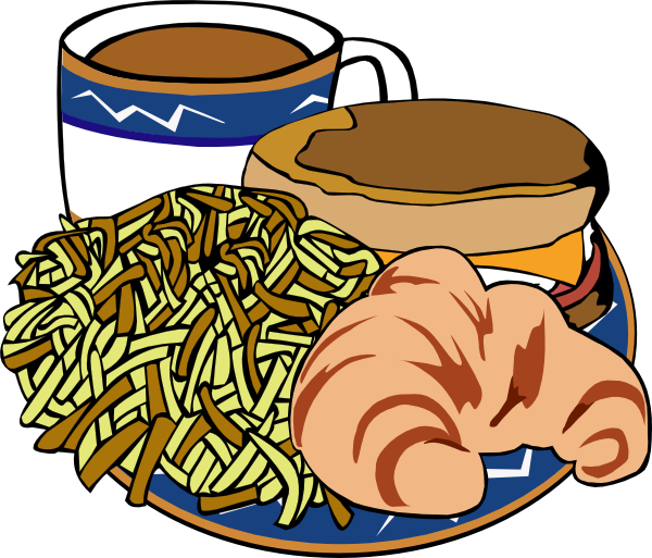png transparent library Breakfast clipart. Clip art panda free