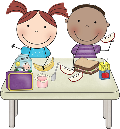 clip transparent download Club the children are. Breakfast clipart family