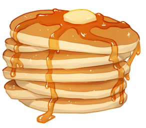 clip art transparent stock Breakfast clipart pancake breakfast fundraiser. August th in blackstone