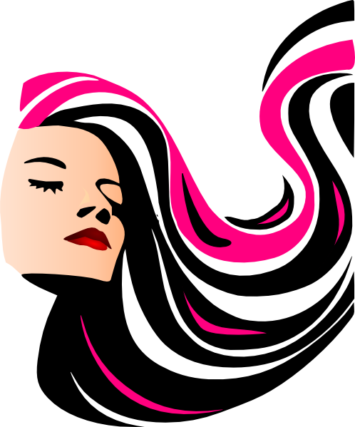jpg royalty free Breast clipart. Cancer pink hair clip