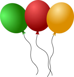 clipart freeuse Balloons without clipart . Vector balloon transparent background