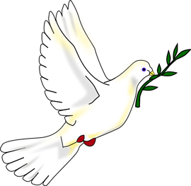 vector black and white Staying active in the. Breath clipart holy spirit