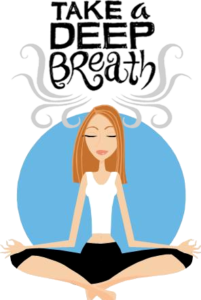 transparent stock Relax deep breathing free. Breathe clipart.