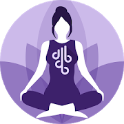 jpg royalty free download Breathe clipart calm woman. Prana breath meditate apps.