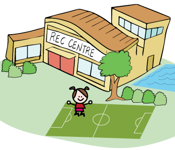 vector transparent library Breathe clipart recreation. Centres live childhood obesity.