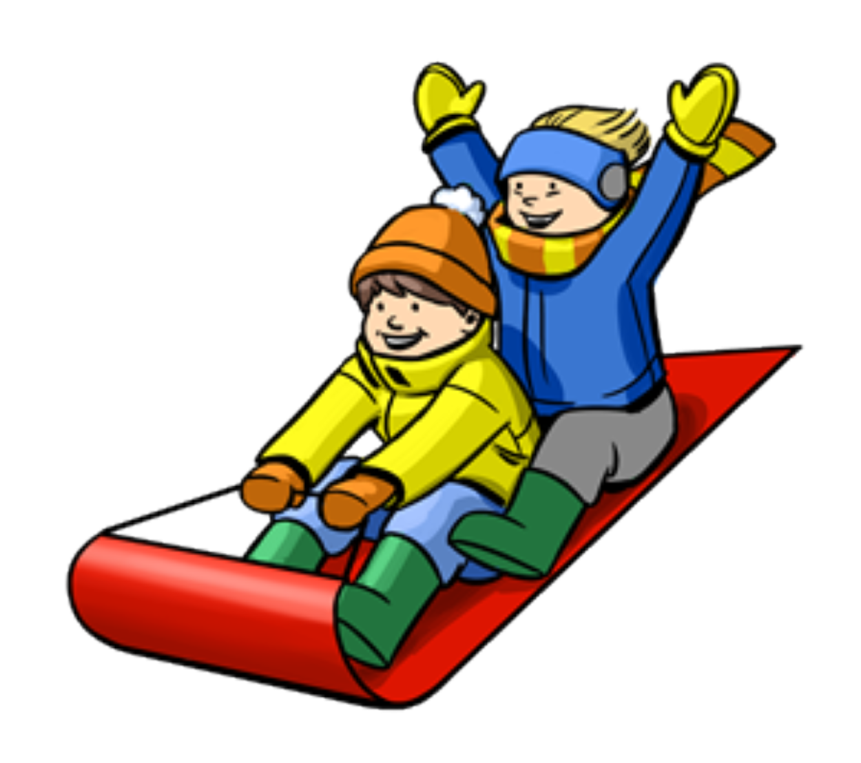 clip art royalty free library Breathe clipart recreation. Winter obstacle course kidding.