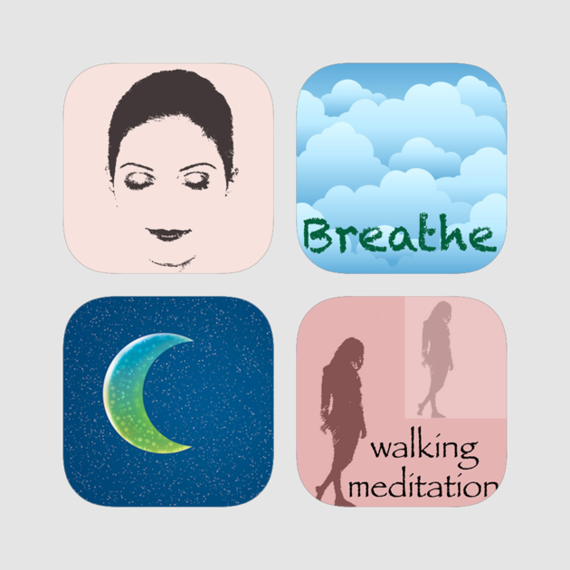 svg library library Meditation Oasis on the App Store