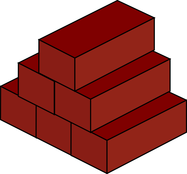 image stock Free download images png. Brick clipart.