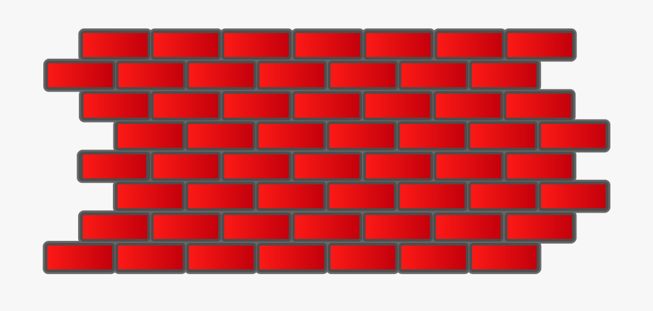 banner royalty free download Red wall free cliparts. Brick clipart