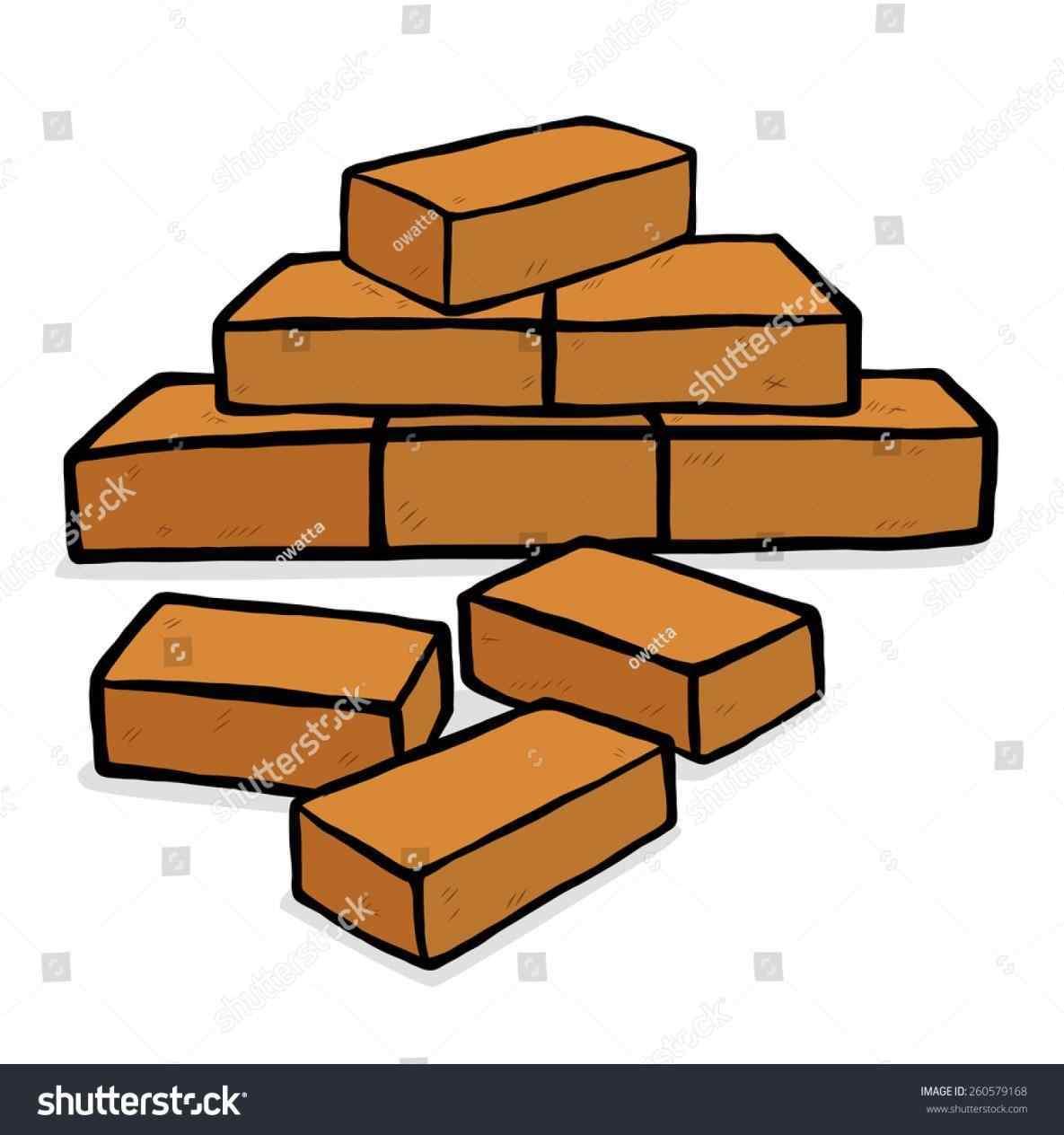 clip download Brick clipart.  clipartlook