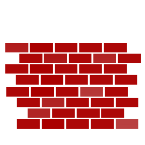 png black and white stock bricks vector red brick #110124702
