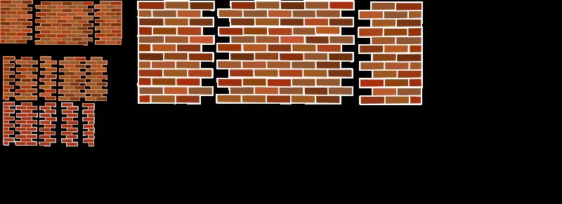 clipart transparent library Broken wall clipart. Brick walls medium image