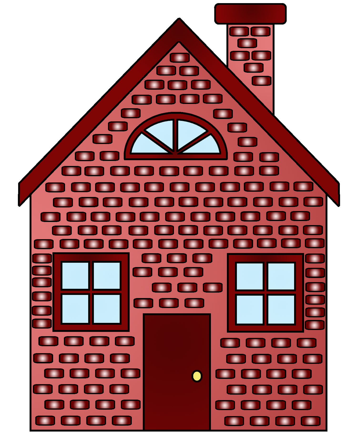 picture transparent stock  collection of red. Brick clipart house brick.