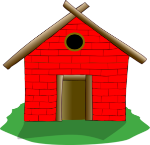 jpg royalty free stock Clip art at clker. Brick clipart house brick.