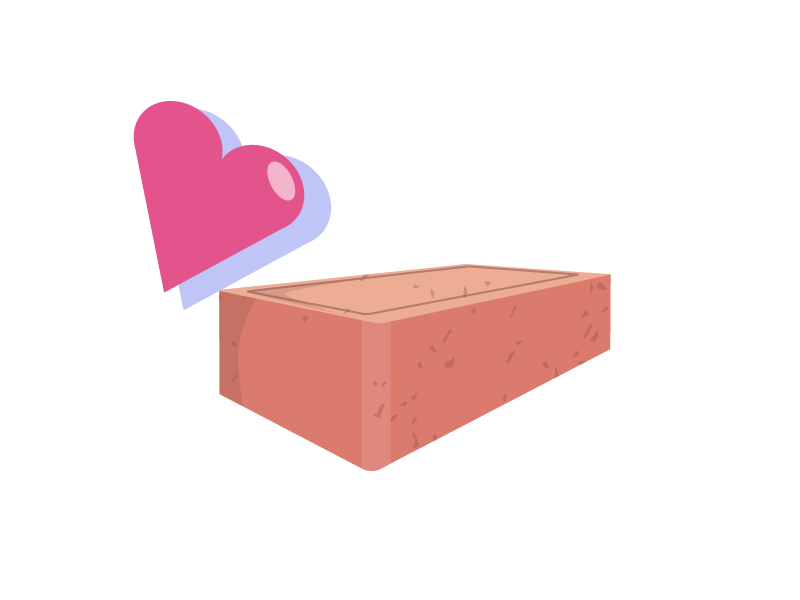clip art library download Life Brick
