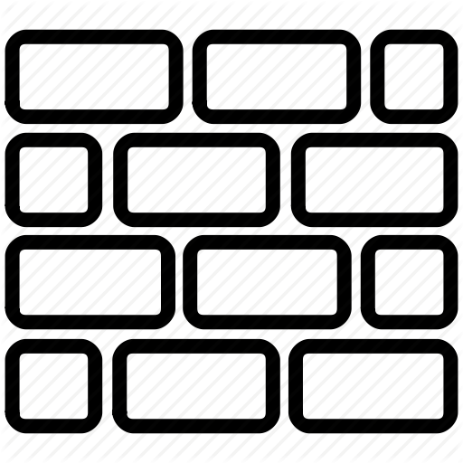 png transparent download Sibcode line by aha. Brick wall black and white clipart