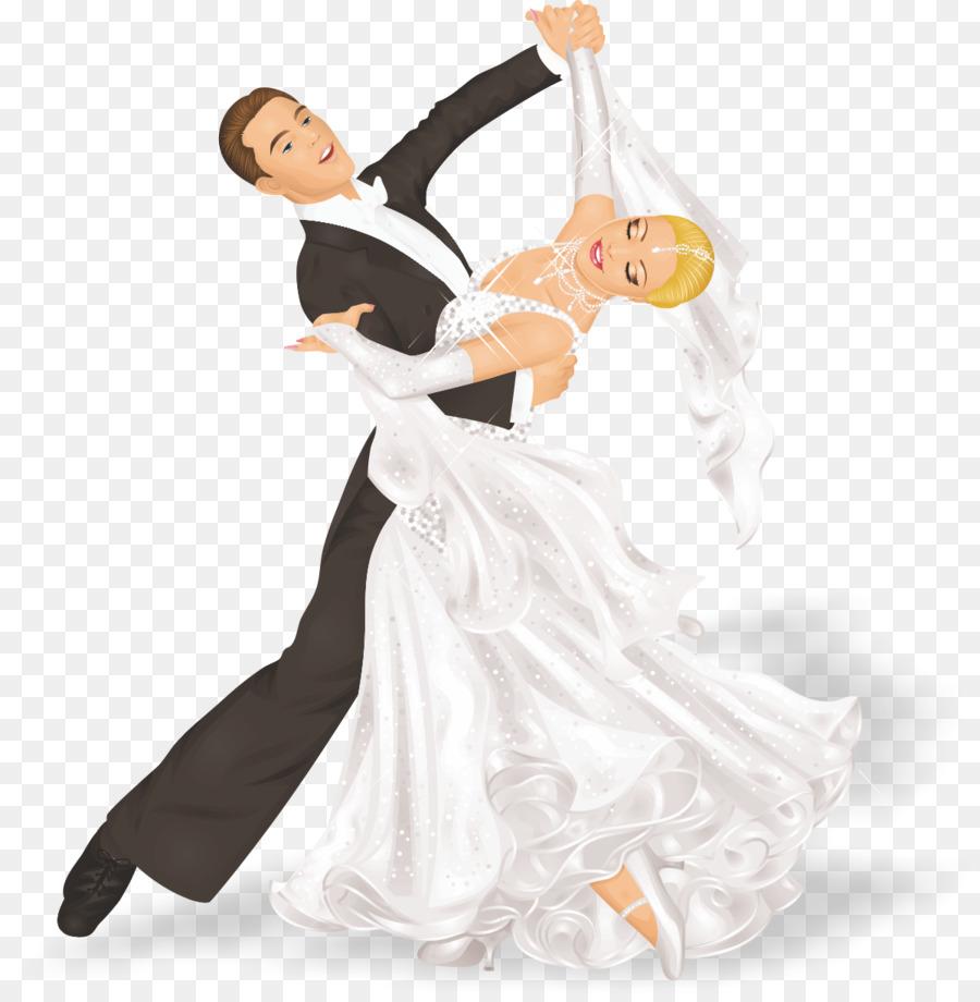 banner free stock Wedding event dance art. Bridal clipart ballroom dress