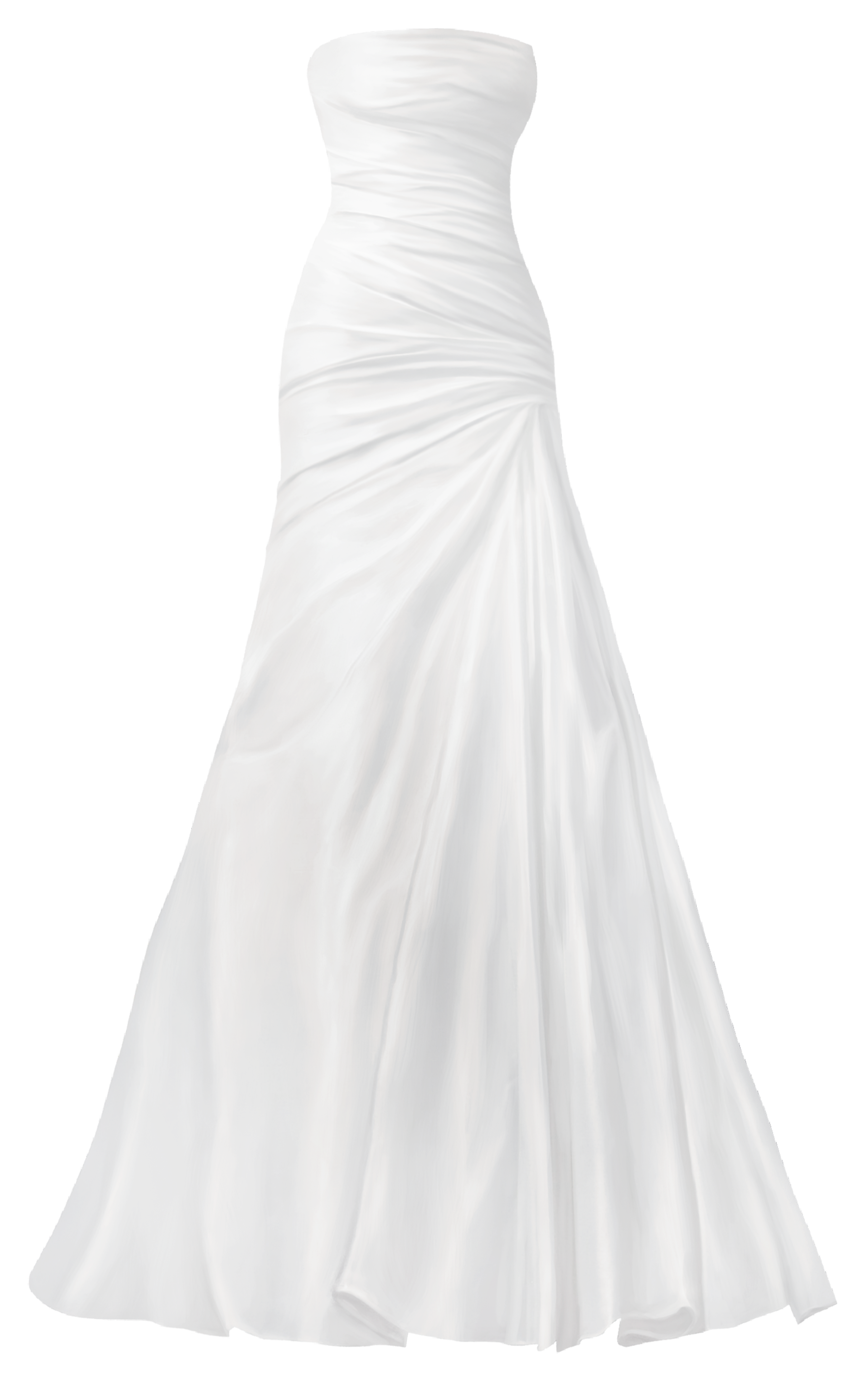 clip royalty free Classical wedding dress png. Bridal clipart summer.