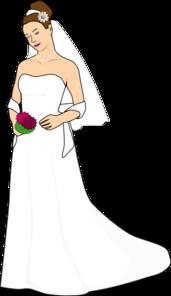 banner freeuse Bride clipart. Clip art at clker.