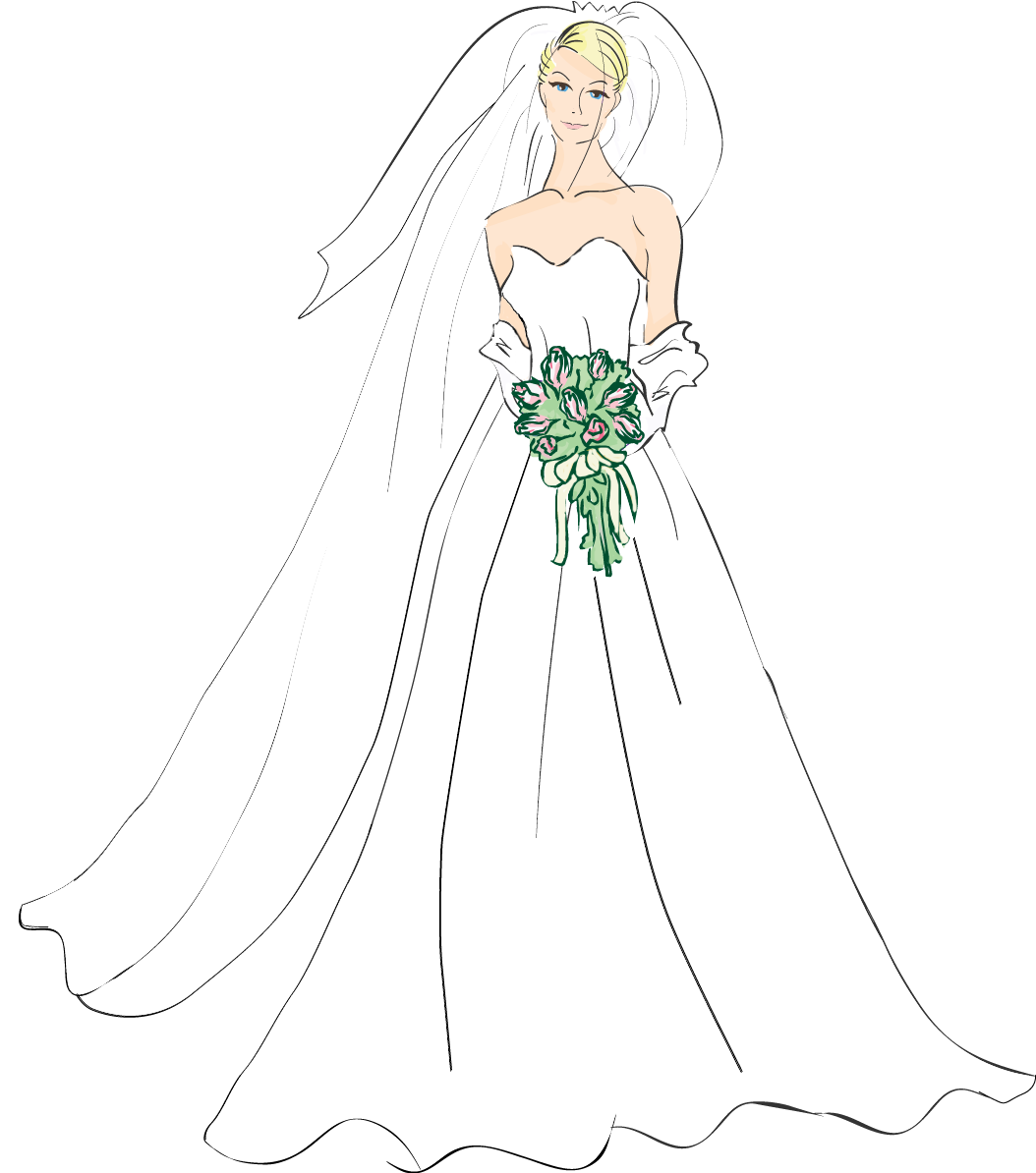 banner library stock Bride clipart. Free cliparts download clip.