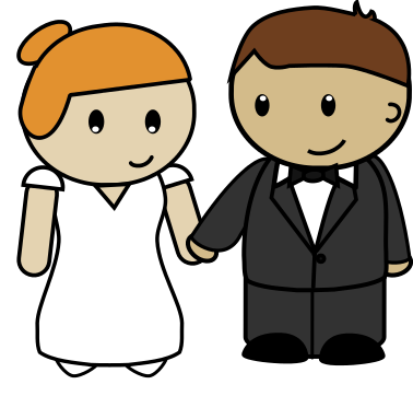png transparent library Bride clipart zentangle. And groom silhouette free