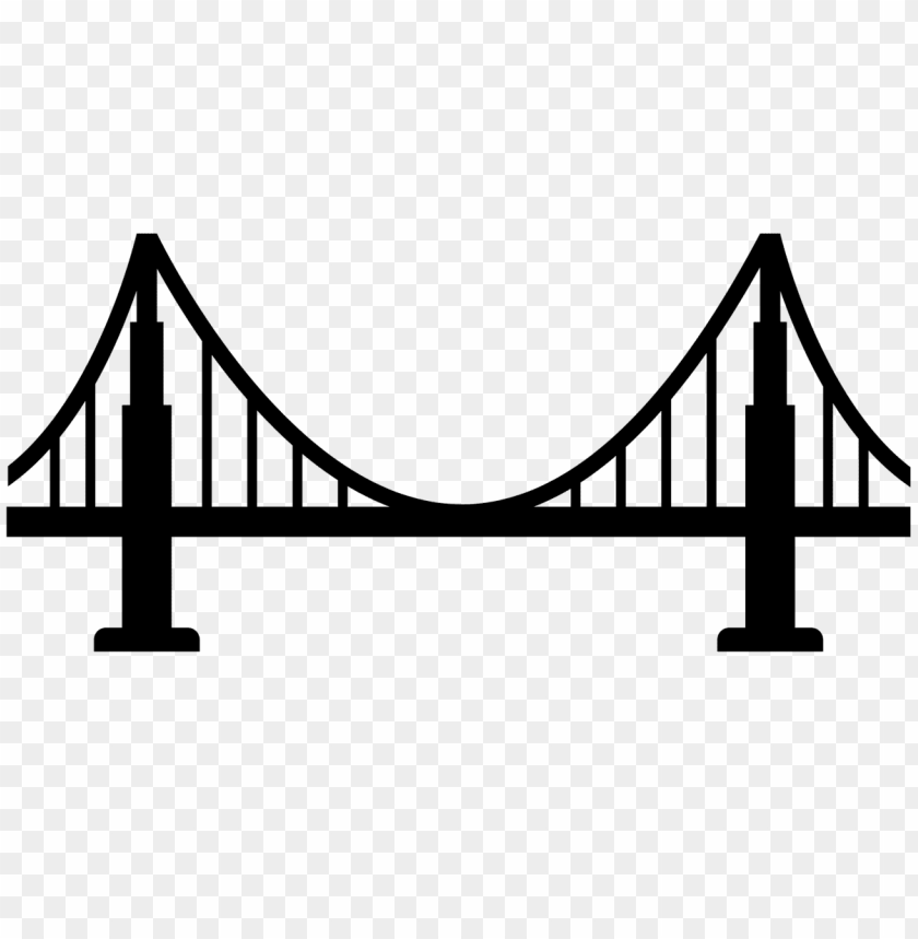 vector royalty free library Download suspension png photo. Bridge clipart