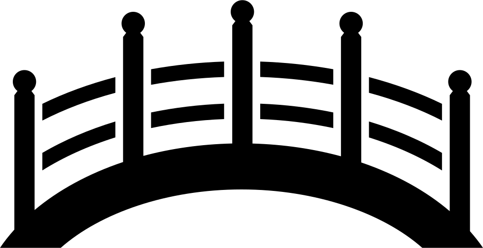 banner Brooklyn silhouette profile at. Bridge clipart modern bridge