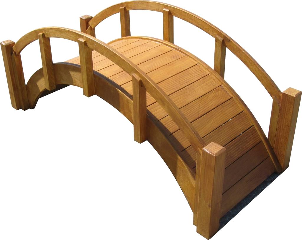 picture download Bridge clipart wood bridge. Png images free download