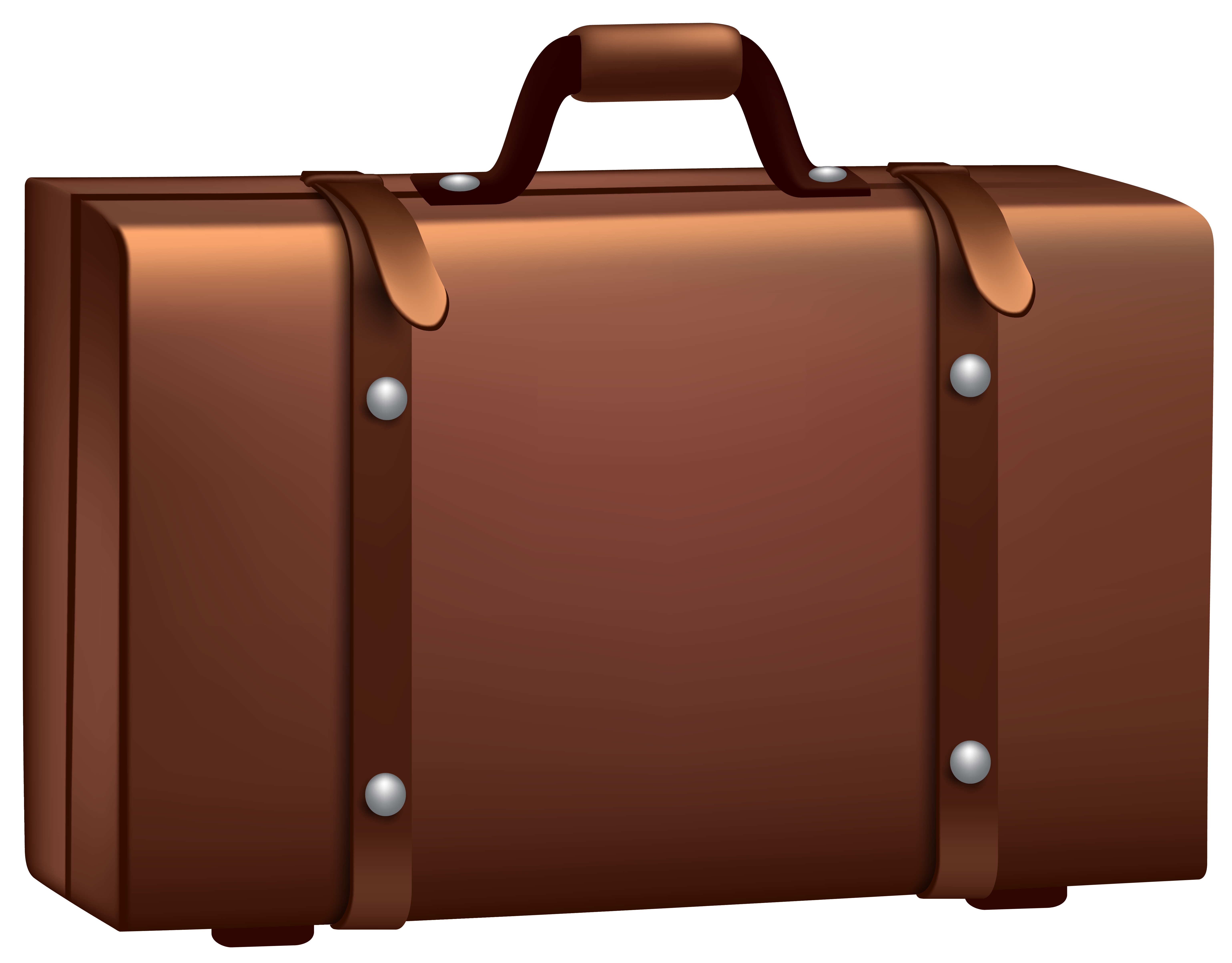 clipart transparent download Brown suitcase png clip. Briefcase clipart