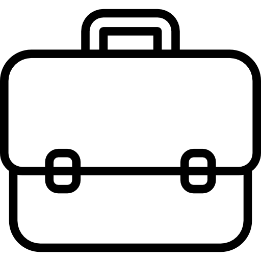 graphic library download Briefcase Clipart