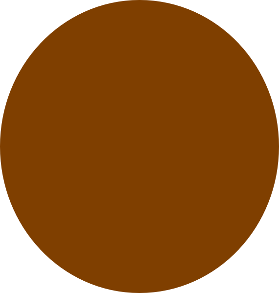 image transparent Small Brown Dot Clip Art at Clker