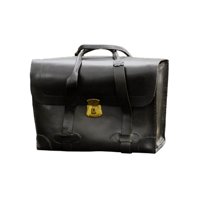 vector black and white download Black Briefcase transparent PNG