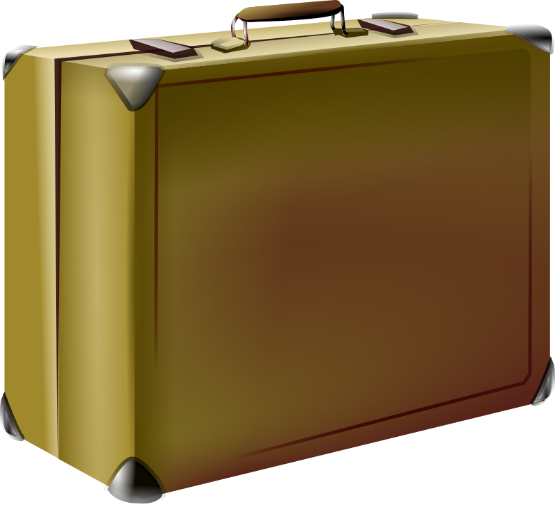 clip art royalty free library Briefcase clipart transparent background. Suitcase png images free