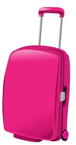 clipart freeuse library Briefcase clipart travel case. Sapatos bolsas malas clip.