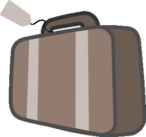 transparent Briefcase clipart travel case. Bag luggage clip art