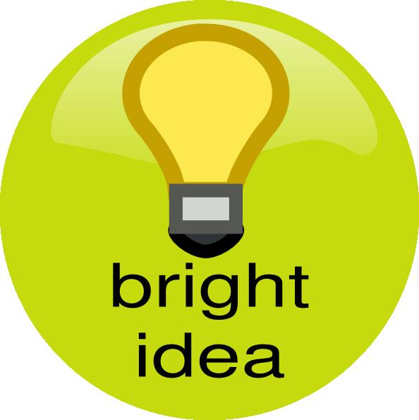 black and white download Brightidea Clip Art at Clker