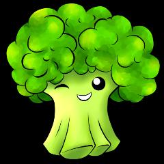 jpg Broccoli clipart brocoli. Popular and trending stickers