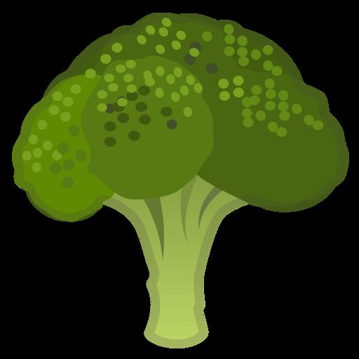 image black and white download  google android oreo. Broccoli clipart brocoli
