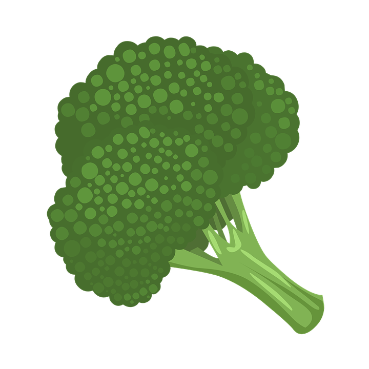 jpg royalty free stock Broccoli clipart cartoon. Cute free on dumielauxepices.