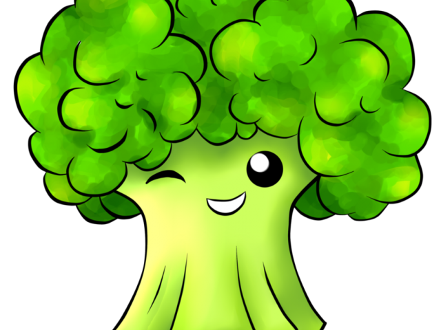 banner free Free on dumielauxepices net. Broccoli clipart cartoon.