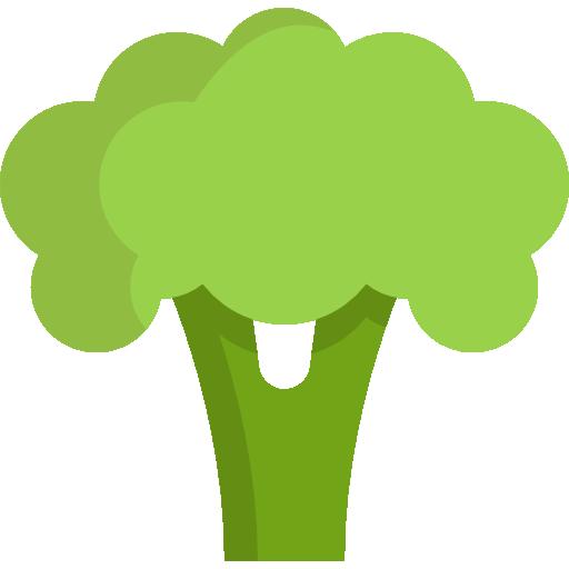 clipart freeuse Broccoli Icon