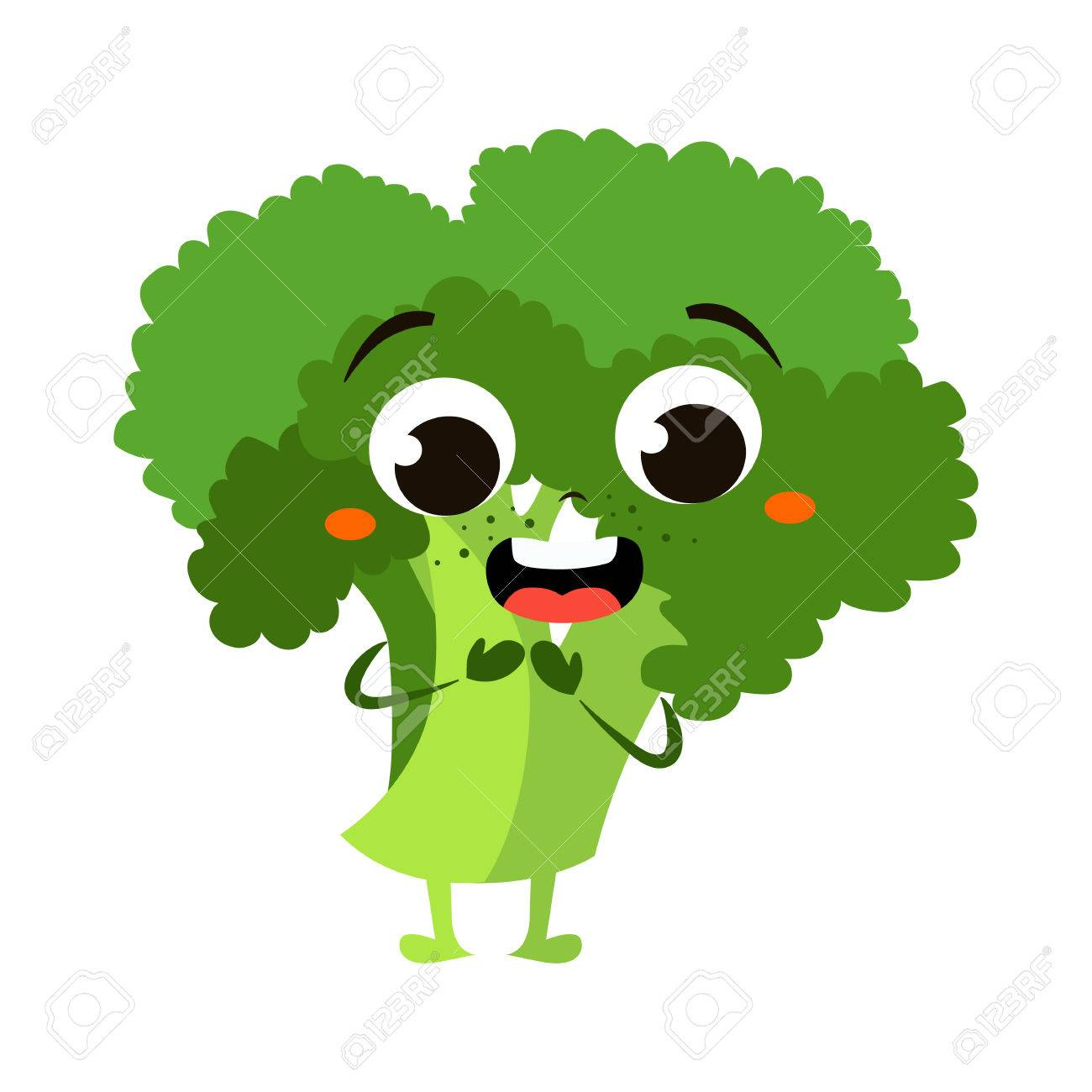 image black and white library Broccoli clipart face. At getdrawings com free