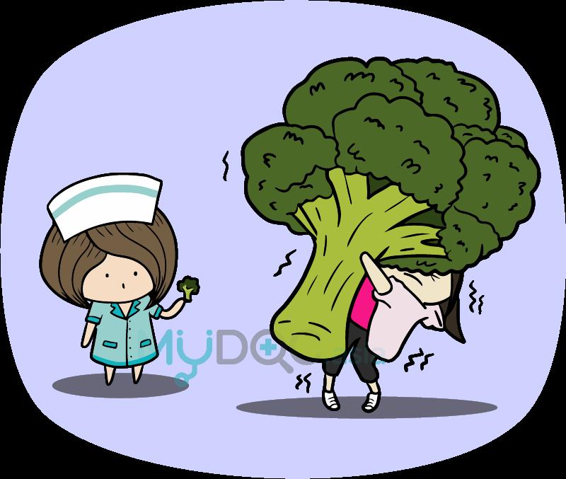 vector transparent stock broccoli clipart makanan #76898179