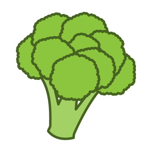clip art Sad clipart broccoli