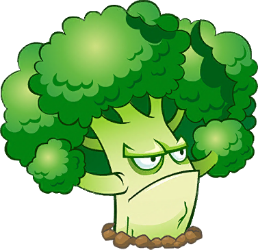 image royalty free library Image hd png plants. Broccoli clipart superhero