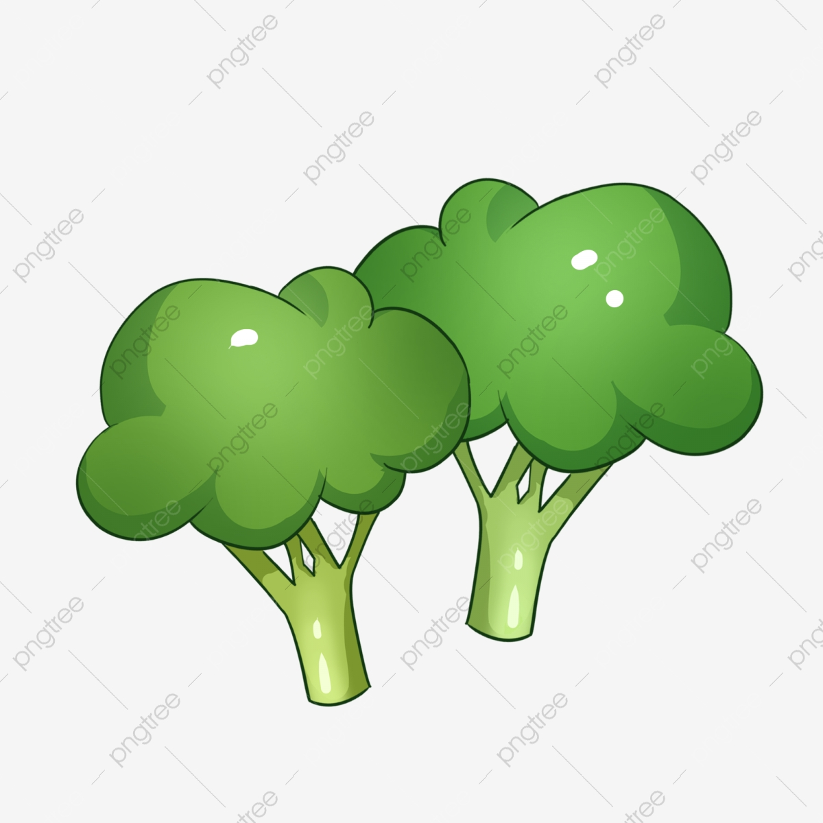 transparent library Broccoli clipart vegitables. Tipped vegetables png .