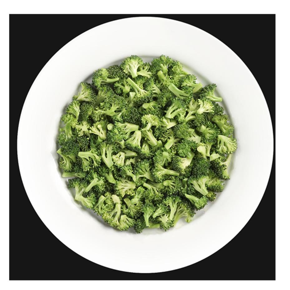 clip library Bonduelle Broccoli Florets Micro IQF